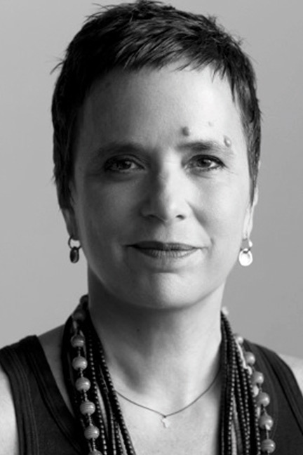 Eve Ensler, author of The Vagina Monologues